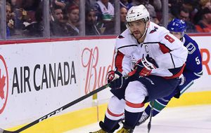 Овечкин стал капитаном Столичного дивизиона на Матч звезд НХЛ
