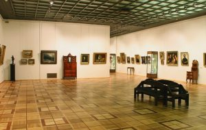 Здание Вятского художественного музея им. Васнецовых открылось после ремонта