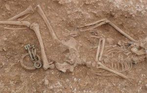 В Великобритании обнаружили англосаксонское кладбище V-VI веков