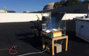 Новое устройство превращает воду в «перегретый» пар с помощью солнечного света