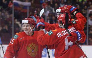 Сборная России разгромила Словакию и вышла в полуфинал молодежного ЧМ