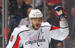 Овечкин повторил рекорд Федорова в НХЛ