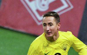 Быстров станет помощником Кержакова в юношеской сборной России