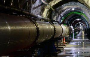 Новый детектор KAGRA почти готов к поиску гравитационных волн
