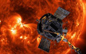 Зонд «Паркер» начал второе сближение с Солнцем
