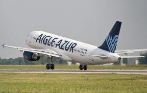 Французская авиакомпания «AigleAzur» расширила полетную программу в Москву