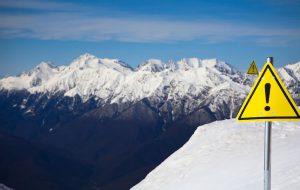 В горах Кубани объявлено экстренное предупреждение