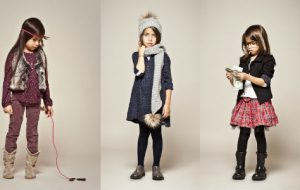 Одежда для девочек: модные тенденции