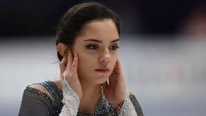Евгения Медведева выступит в финале Кубка России