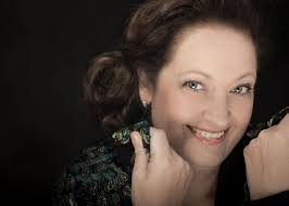 В Москве выступила шведская оперная певица Анн Халленберг