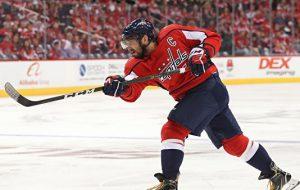 Овечкин: поразительно, что я лучший среди россиян в истории НХЛ