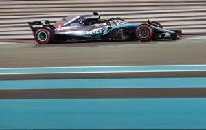 «Мерседес» представил болид на новый сезон «Формулы-1»
