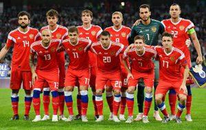 Сборная России опустилась на 50-е место в рейтинге ФИФА