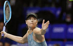 Шарапова снялась с турнира в Индиан-Уэллсе из-за травмы плеча