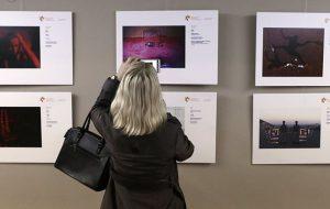 Выставка победителей Конкурса имени Андрея Стенина открылась в Тель-Авиве
