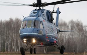 Многоцелевой вертолет Ми-38 испытали якутскими морозами