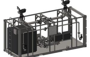 Для российских верфей разработали контейнерную противопожарную систему