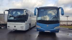Автобусный туризм в России в очередной раз оказался под угрозой