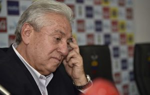 ФИФА пожизненно дисквалифицировала экс-главу Федерации футбола Эквадора