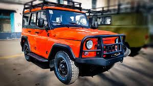 УАЗ выпустил новую версию «Хантера» за миллион рублей