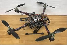 Новый беспилотник со складными рычагами может летать в ветреную погоду