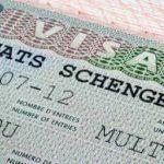 В прошлом году россияне реже обращались за шенгенскими визами