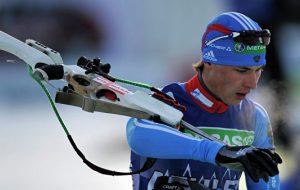 Российские биатлонисты Буртасов и Корнев дисквалифицированы на один год