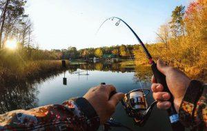Подготовка к рыбалке. Что брать?