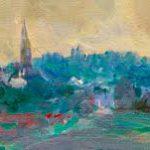 В Государственном институте искусствознания представили работы Константина Кузнецова