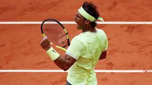 Надаль обыграл Федерера и вышел в финал «Ролан Гаррос»