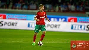 Баринов тренируется индивидуально после матча сборной России с «Чертаново»
