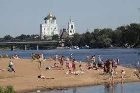 Лишь в двух местах Санкт-Петербурга можно купаться
