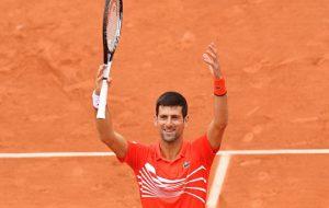 Джокович победил Штруффа и вышел в четвертьфинал «Ролан Гаррос»
