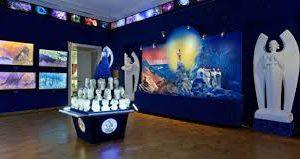 Музей Рерихов представил более 200 работ художников