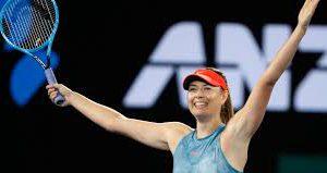 Шарапова вошла в число участников US Open