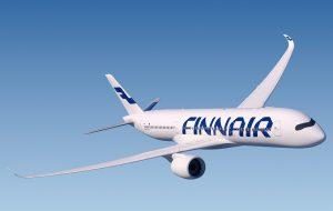 С октября Finnair прекращает полеты из Хельсинки в Екатеринбург