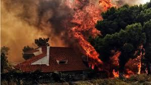 Туроператор прокомментировал ситуацию с пожарами в Греции