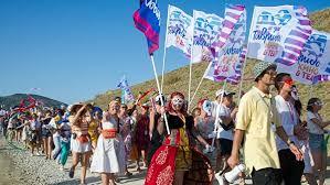 Завершился фестиваль творческих сообществ «Таврида-АРТ»