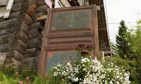 Кенозерский национальный парк готовит выставку «Львы и розы»