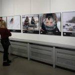 """Фотовыставка """"Самая красивая страна"""" в Музее современной истории России"""