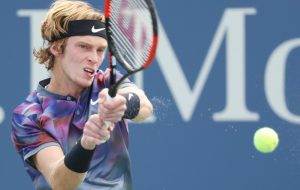 Рублев впечатлил бывшую первую ракетку мира Федерера