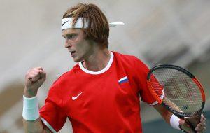Рублев вышел в четвертьфинал в Уинстон-Сейлеме