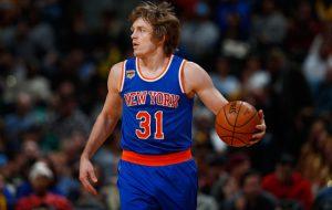 Экс-игрок клубов НБА «Вашингтон» и «Нью-Йорк» Рон Бэйкер перешел в ЦСКА