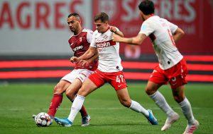 «Спартак» проиграл «Браге» в первом матче раунда плей-офф Лиги Европы