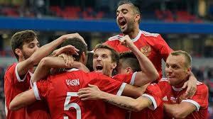 Сборная России по футболу переместилась с 46-го на 42-е место в рейтинге