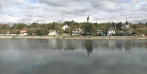 В Псковской области активисты спасают памятник деревянного зодчества