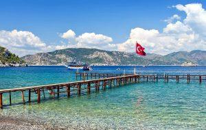 Турция вновь названа самым популярным заграничным направлением