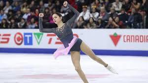 Россиянка Евгения Медведева показала лучший результат в короткой программе