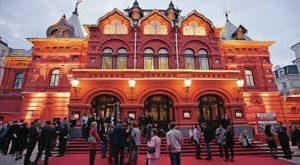 Театр Наций впервые гастролирует в Лондоне