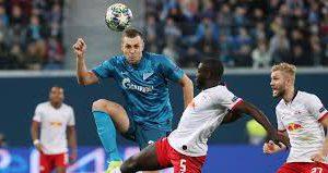 «Зенит» снова проиграл «Лейпцигу» в Лиге чемпионов